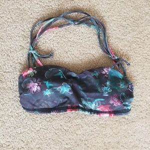 Lululemon Jungle Print Bikini Top